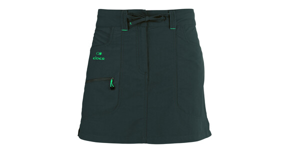 Eider Altai Skirt II Women dark shadow/contrasts aqua